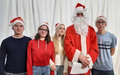 Dijaki so obiskali učence OŠ Litija, Podružnice s prilagojenim programom